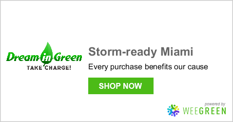 WeeGreen Marketplace Banner